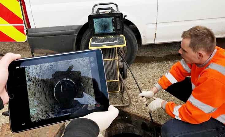CCTV Drain Inspection